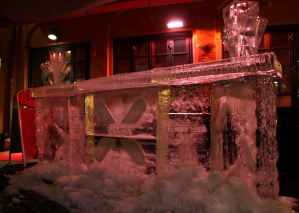 Icebar for Nightclub NASA